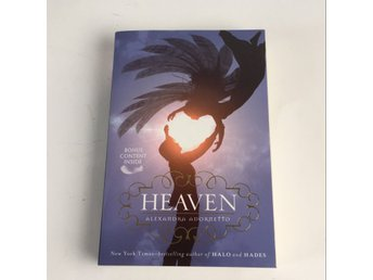 Bok, Heaven, Alexandra Adornetto, Pocket, ISBN: 9781250029416, 2013