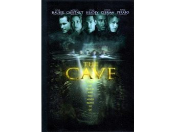 The Cave '84 - KANONSKICK - Cole Hauser, Piper Perabo (Coyote Ugly) - OOP