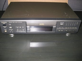 Technics SL-PS770A Class A CD-Player / Digital outputs: optical.