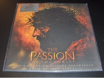 "John Debney ""The Passion of the Christ"" (Mel Gibson) Limiterad 1000 ex"