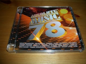 2-CD Absolute music 78
