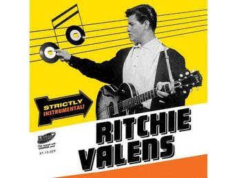 Ritchie Valens - Strictly Instrumental - 7'' NY - FRI FRAKT