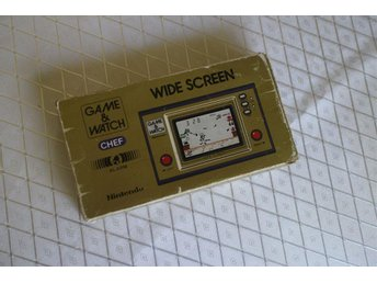 Chef - CIB - Game & Watch
