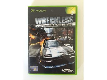 Wreckless: The Yakuza Missions, spel till Xbox