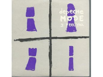 DEPECHE MODE - I FEEL YOU  ( CD MAXI/SINGLE )