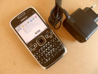 Nokia E72 olåst GSM-telefon QWERTY-tangentbord - Göteborg - Nokia E72 olåst GSM-telefon QWERTY-tangentbord - Göteborg