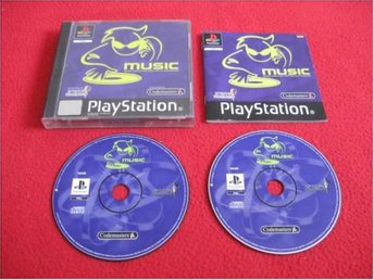 MUSIC till Sony Playstation PSone
