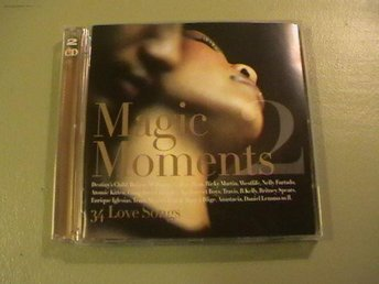 MAGIC MOMENTS  2     2 CD