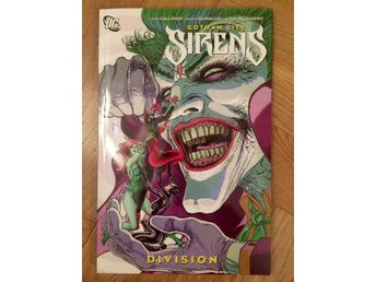 Gotham City Sirens vol.4  - Division