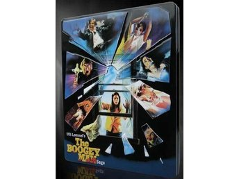 Boogey Man Saga 1-2-3 (3D Steel Futurepak! 1000 ex) Ulli Lommel 4Disc DVD BLURAY