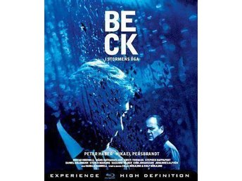 BECK 25 - I Stormens öga (Bluray)