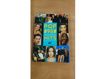 Pop hits 1998, ackord och text
