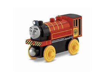Leksaker - Thomas & Vännerna Friends Tåg - VICTOR rött Trä Ny - Uddevalla - Leksaker - Thomas & Vännerna Friends Tåg - VICTOR rött Trä Ny - Uddevalla