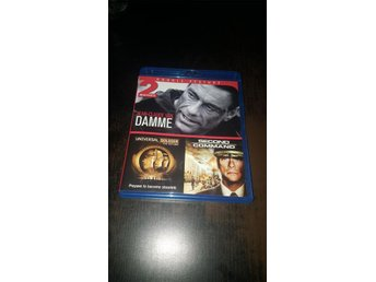 Universal Soldier - The Return + Second In Command (2 x Van Damme) Oklippta