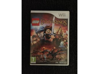 LEGO The Lord of the Rings (Nintendo Wii)