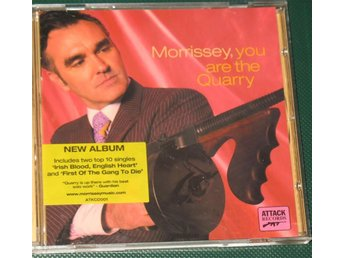 MORRISSEY -- You Are the Quarry -- 2004 -- CD