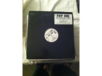 "Fat Joe ‎– Bet Ya Man Can't (Triz) 12"" Vinyl Hip Hop"