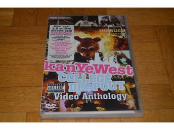 Kanye West - Collage Dropout - 2-Disc - DVD