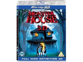 Monster House 3D - Bluray Blu-Ray