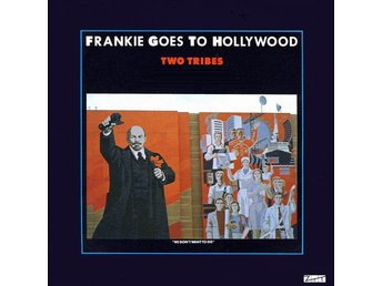 "Frankie Goes To Hollywood - Two Tribes (7"", Single)"