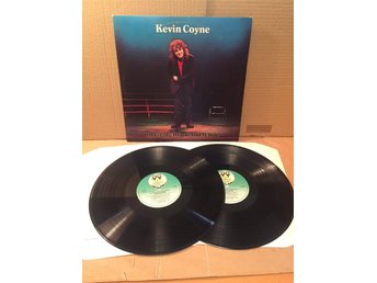 Kevin Coyne - Dubbel-LP! U.K Press!