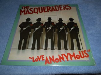 The Masqueraders - Love Anonymous (LP) US 77 Sealed!!