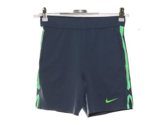 Nike, Shorts, Dri-Fit, Strl: 134, Blå