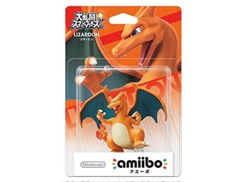 CHARIZARD AMIIBO Super Smash Bros Nintendo Wii Switch