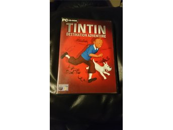 Tintin Destination Adventure (Svensksålt)