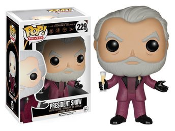 Funko POP! Movies 229 - The Hunger Games - President Snow