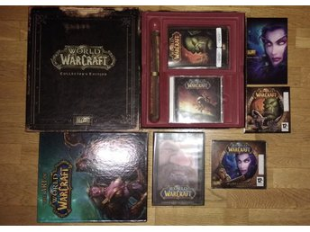 PC: World of Warcraft Vanilla Collector's Collectors Edition