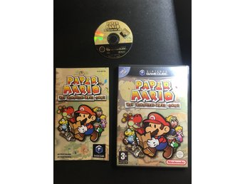 Paper Mario - The thousand-year door - Nintendo Gamecube