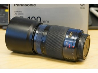 Panasonic Lumix G X Vario 35-100mm F2.8 ASPH Power OIS Zoom Lens for M4/3.