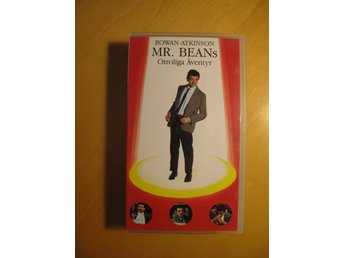 #### MR. BEANs OTROLIGA ÄVENTYR, ORIGINALVERSIONEN 1990 ####