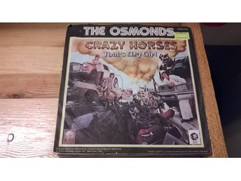 The Osmonds - Crazy Horses, EP