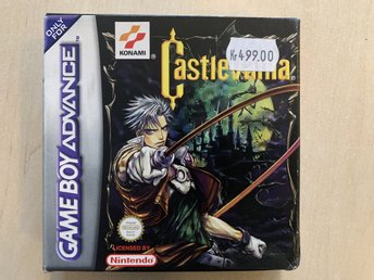 Castlevania - Game Boy Advance