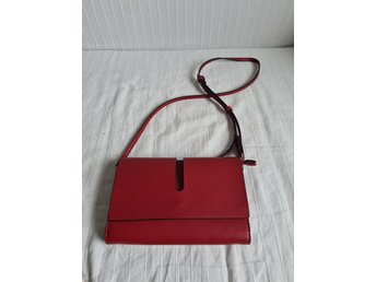 carin wester väska röd