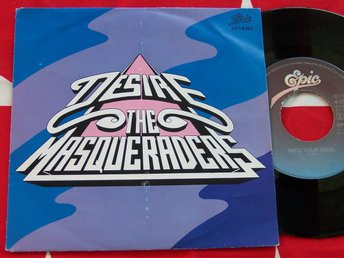 "MASQUERADERS THE - DESIRE 7"" 1980"