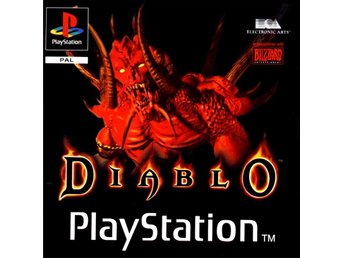 Diablo - Playstation