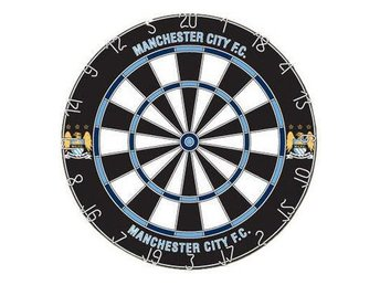Manchester City darttavla