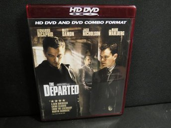 THE DEPARTED - Combo format (HD DVD)