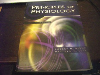 Bok: Principles of physiology - Berne & Levy (2000) - Kosta - Bok: Principles of physiology - Berne & Levy (2000) - Kosta