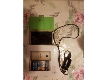 HTC One med plånboksfodral - Solna - HTC One med plånboksfodral - Solna