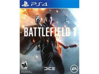 Battlefield 1 (ps4) - Göteborg - Battlefield 1 (ps4) - Göteborg