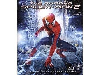 Bluray - Amazing Spider-Man 2 - Hyssna - Bluray - Amazing Spider-Man 2 - Hyssna