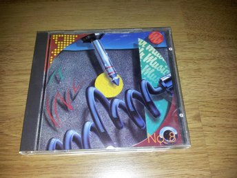 MR MUSIC NR 8 - 1989 (14-TRACK CD)
