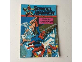 SPINDELMANNEN. NR. 5 1982 - Frövi - SPINDELMANNEN. NR. 5 1982 - Frövi