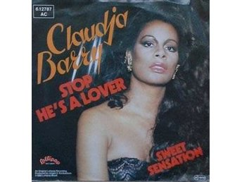 Claudja Barry title* Stop He's A Lover/Sweet Sensation*Downtempo, Disco 7""