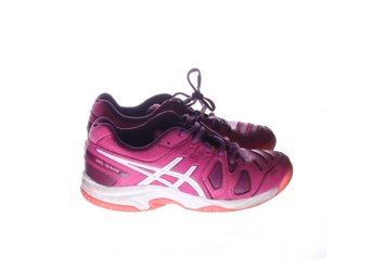 Asics, Löparskor, Strl: 36, Rosa/Orange