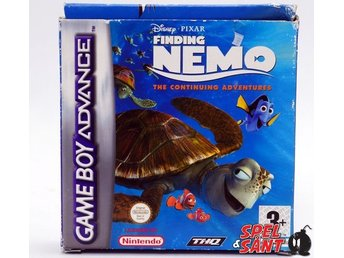 Finding Nemo The Continuing Adventures